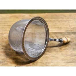 Filtre acer amb nansa de bambú