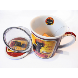 """""""Chat Noir"""" Mug"""