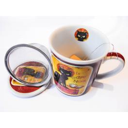 """Mug """"Chat Noir"""""""